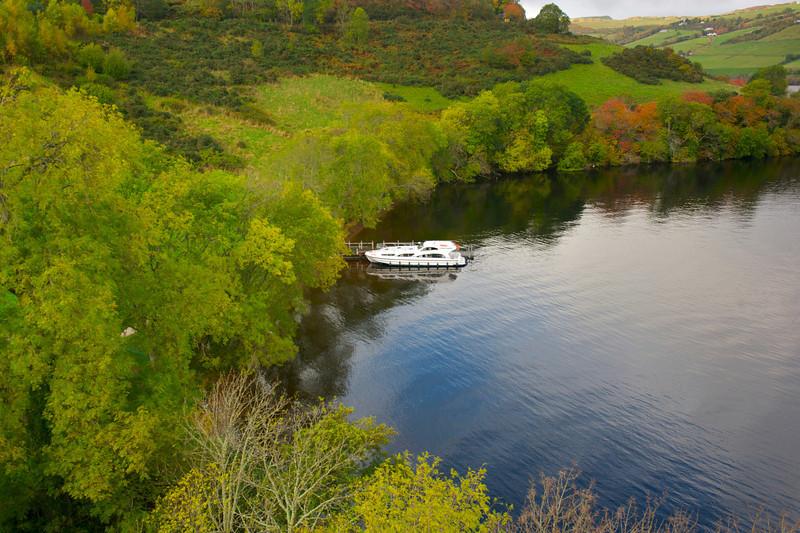 Loch Ness shoot, Vincent Zuidema, Waterkampioen