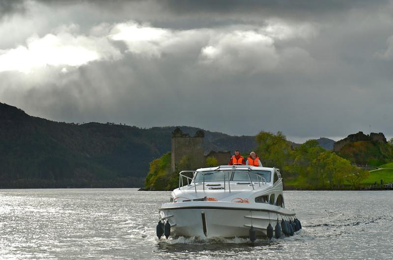 Loch Ness shoot, Vincent Zuidema
