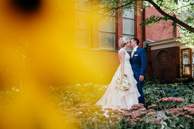 St. Raphael's Cathedral Wedding Pictures