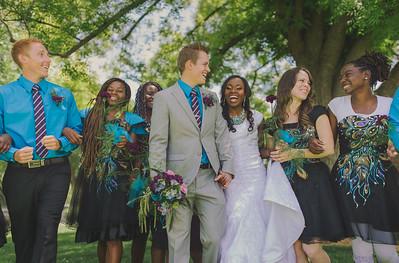 Ben & Jade Wedding