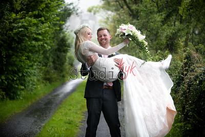 Lea & Caleb wedding Ireland 2016 www.studiokyk.com