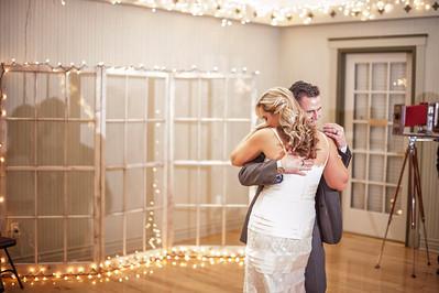 Dan & Kristi : Wedding Snap Shots