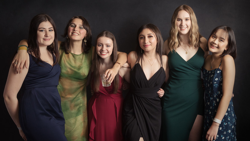 Weir House Ball 2019 at the Hunter Lounge