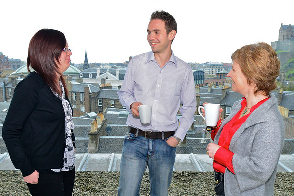 Winning Scotland Foundation, Meeting