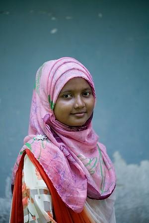 01-Lutfun Nahar (22)  Producer and Volunteer Radio Chilmari 99.20 fm Chilmari, Kurigram