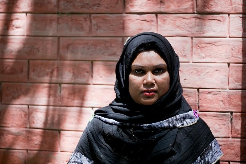 03- Hena Parvin (23), Joint News Editor & Program Editor. Radio Chilmari 99.20 fm; Chilmari, Kurigram.