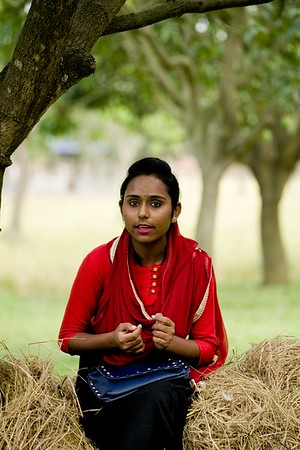 03-Mita Rani Pal (22), Radio MAHANANDA 98.8 fm; Chapainawabgonj District, Bangladesh.