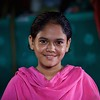 "0049-0057<br /> Portrait of Julakha.<br /> Julakha (13 years old) studying in class 4. <br /> Living with single mother & a sister but she has more 2 brothers & 3 Sisters.<br /> Her father left them 2 years ago and got marride again.<br /> One and half years ago they came to dhaka because of river erosion from Bhola (a island from delta)<br /> <br /> Bhola Bosti(Slum), pallobi, Mirpur, Dhaka. Bangladesh.<br /> <br /> Photo: sujaN/UNICEF/Map<br />  <a href=""http://www.sujanmap.com"">http://www.sujanmap.com</a>"