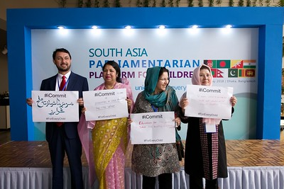 South Asian Parliamentarian Planform for Children