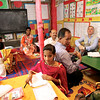 0057-0060<br /> Mr. Philippe Cori, Deputy Regional Director, UNICEF-ROSA, Mr. Mohammad Mohsin, Education Manager, Education Section of UNICEF Bangladesh CO, are discussing with the other representatives & the students of The Ability Based Accelerated Learning Center-ABAL.<br /> <br /> Credit: © UNICEF/BANA2016/Sujan
