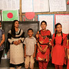 0065<br /> <br /> Ms. Anuradha Narayan, Chief of Nutrition Section, UNICEF Bangladesh CO is singing a song with the students of The Ability Based Accelerated Learning Center-ABAL.<br /> <br /> Credit: © UNICEF/BANA2016/Sujan