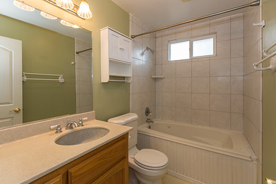 Interior ~ Bathroom with soaking tub