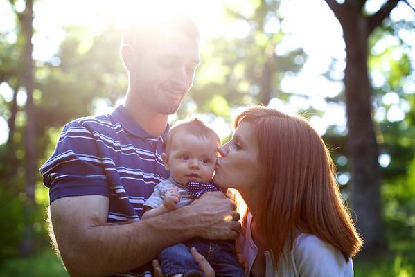 Engelhardt Family 7.23.13