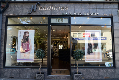 Headlines Hair and Beauty Salon, 108 Worle High street, Weston-super-Mare