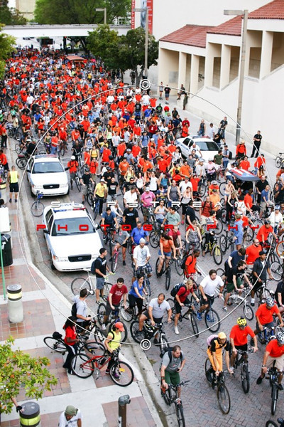 Miami Critical Mass - April 2012 - No  010