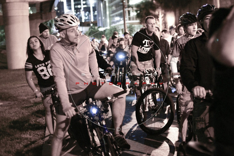 Miami Critical Mass - December 2011 - No  113