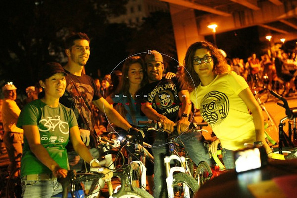 Miami Critical Mass - November 2011 - Image No  010