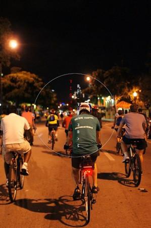 Miami Critical Mass - November 2011 - Image No  002