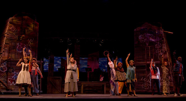 Godspell Production Photos 16