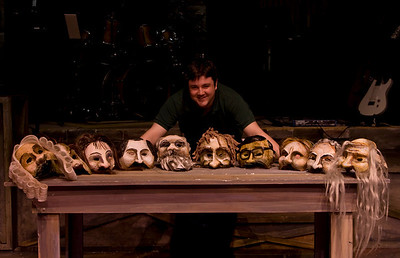 Andy and Masks