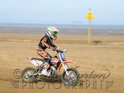 The inaugral Red Bull Pro nationals Moto X event on Weston-super-Mare beach.
