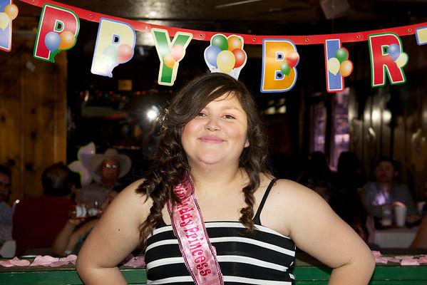 Samantha's Birthday