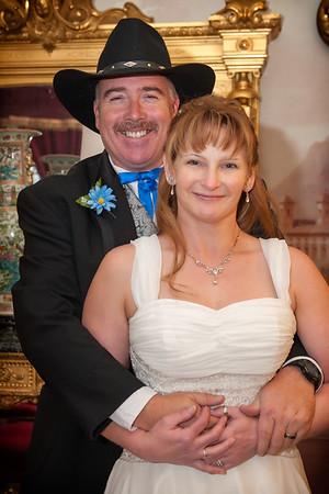 Mark and Joycelynn