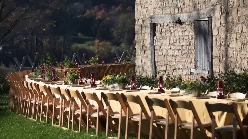 Fall Harvest Dinner Party at Bryan Mill – October 25 SS
