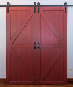 Barn Door Pantry (2 of 9)