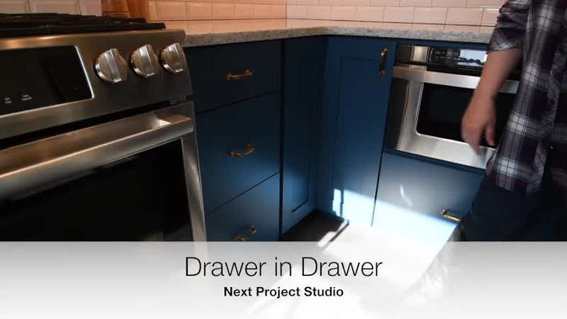 Next Project Studio - Drawer in Drawer
