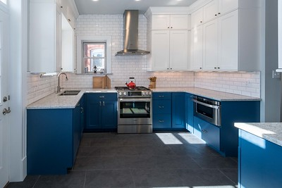 Next Project Studio - Blue and White Kitchen (1 of 19)