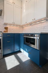 Next Project Studio - Blue and White Kitchen (8 of 19)