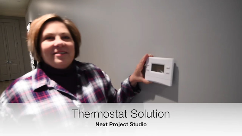 Next Project Studio - Button Thermostat