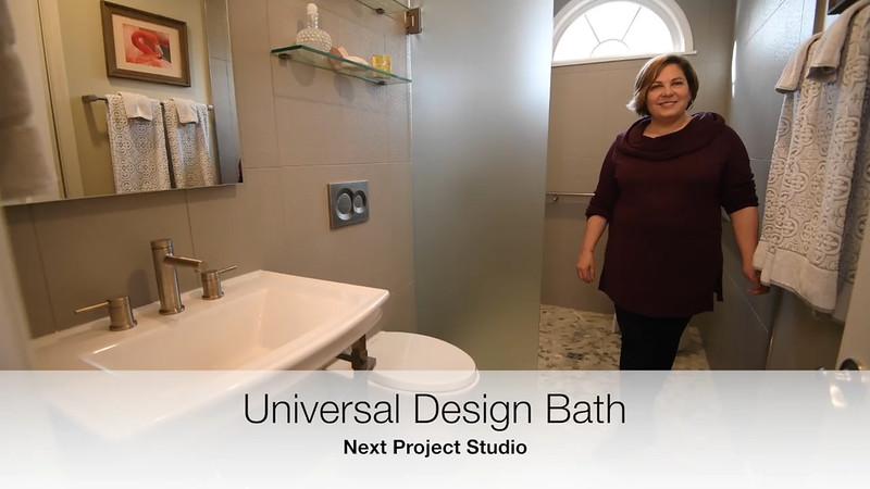 Next Project Studio - Universal Design Bath