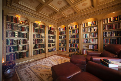 Magical Library (7 of 22)