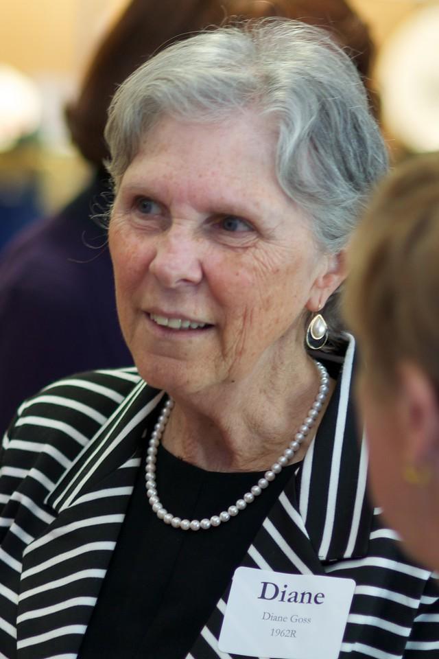 Diane Goss, Class of 1962