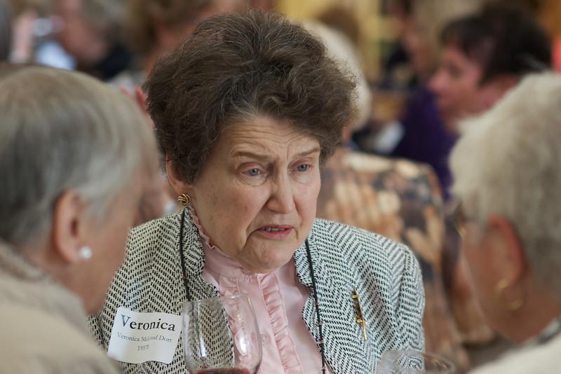 Veronica McLoud Dort, Class of 1957