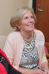 Hingham, MA -  Kathleen Fenn Gaughan, Class of 1973. Photo by Ryan Hutton