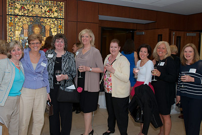Hingham, MA -  Members of the Class of 1978. Photo by Ryan Hutton