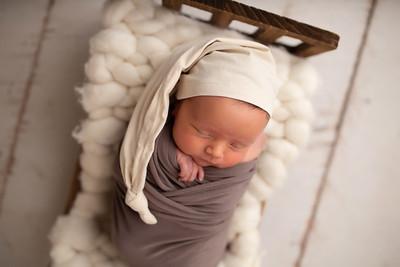 David Asher Newborn Photos-5
