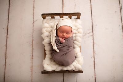 David Asher Newborn Photos-3