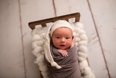 David Asher Newborn Photos-1