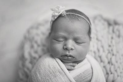 Kaylyn NewbornBW-12