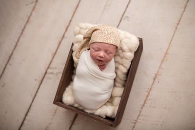 Oliver's Newborn Photos-1