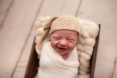 Oliver's Newborn Photos-5