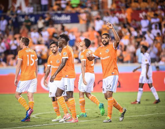 MLS Houston Dynamo vs Real Salt Lake