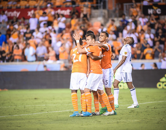 MLS Houston Dynamo vs Real Salt Lake