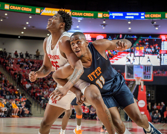 NCAA MBB - Houston Courgars vs UTEP Miners