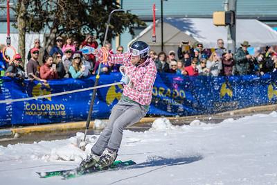 SkiJoring   Leadville Colorado