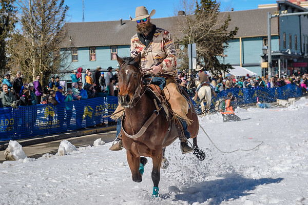 SkiJoring | Leadville Colorado